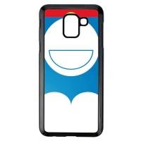 Casing Samsung Galaxy A6 2018 Doraemon Minimal Series E1490
