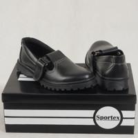 safety shoes wanita termurah by sportex_shoes bandung - Hitam, 36