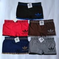 Celana Dalam Boxer Adidas Rajut isi 1 pcs