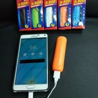 Powerbank PowerCore Samsung Oppo Vivo Xiaomi 9800 mAh + Kabel Micro