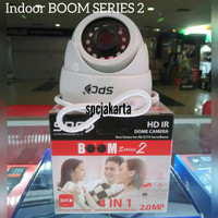 Camera CCTV Indoor SPC 2.0 Mp BooM Series 4 In 1