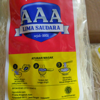 Bihun super bihun cap AAA Lima saudara sejak 1951