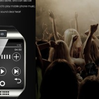 CHENFEC Q18 Passometer Jam tangan pintar dengan kamera Layar Sentuh