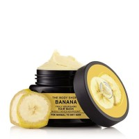 The Body Shop Banana Truly Nourishing Hair Mask 240ml