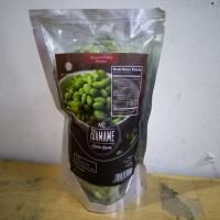 Edamame kacang kedelai jepang 200gr ( siap makan)