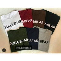 T-Shirt/ Baju Cewek / Kaos Cewek/ Tumblr Tee/ Baju Pull & Bear