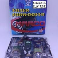 Kit Filter Subwoofer Marco