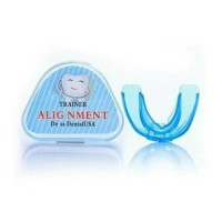Alat Perapi Gigi Orthodontic Retainer Teeth Alignment Behel *SL10