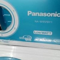 Promo Mesin Cuci 2 Tabung Panasonic NA-W95FBY1(9KG)