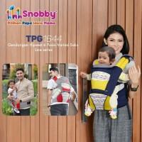 Gendongan Bayi Hipseat Depan Ransel Snobby TPG 1644 Series Line