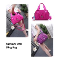 S09 Summer Doll women Sling Bag / Tas Wanita Selempang