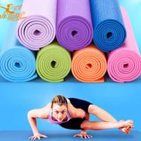 Yoga Mat Matras Yoga Alas Olahraga Anti Slip Dengan Tas Jaring MG019