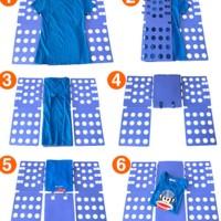 jual alat melipat baju praktis tanpa setrika filpfold alat bantu