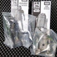 Tomica Metal Collection Star Wars Set Of 2