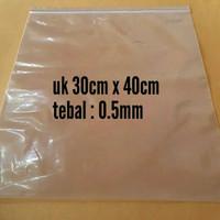 Plastik Klip/Clip uk 30X40 cm