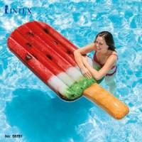 Ban renang dewasa Bentuk Semangka untuk santai dipantai,kolam renang