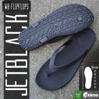 Sandal WR Camou Boy - Laki Limited Edition All Black