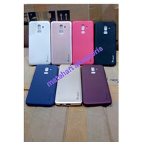 Case Samsung J8 2018 New Jellycase Violet Premium Samsung J8 2018