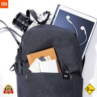 Xiaomi Mi Small Backpack Trendy Solid Color Lightweight Original