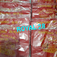 Kantong Plastik Loco Merah Tebal