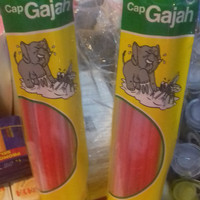 lem lalat stik cap gajah, fly catcher