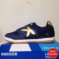 Sepatu Futsal Kelme Intense Indigo 55781-66 Original BNIB