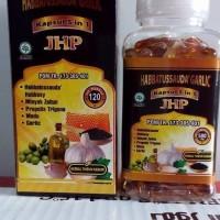 Termurah 2018 Habbatussauda Garlic 5in 1 JHP isi 120 kapsul kolestero