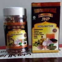 Terbaik 2018 Habbatussauda Garlic 5in 1 JHP isi 70 kapsul kolesterol