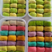 Pancake durian mini isi 21 medan @bks