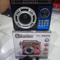 radio firstClass FC R829 radio usb memori mp3