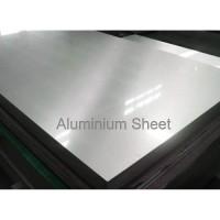 PLAT ALUMINIUM LEMBARAN 0,2 MM / ALUMINIUM SHEET