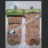 [1 LUSIN] Kaos kaki jempol NSL Tonio motif harga grosir