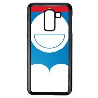 Casing Samsung Galaxy A6 Plus 2018 Doraemon Minimal Series E1490