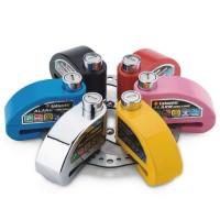 Gembok Alarm Cakram Disc Lock Kunci Alarm Gembok Motor Anti Maling !