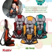 KIDDY PORTABLE BABY CAR SEAT / CARSEAT BAYI DAN ANAK / DUDUKAN MOBIL