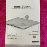 Macbook Mac Guard Shield skin anti gores air pro retina 11 12 13 15