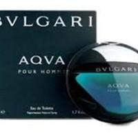 Parfum Pria Original Bvlgari Bulgari Aqua Aqva For Men Asli Ori 150ml