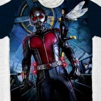 Kaos Superhero Marvel - Antman And The Wasp Sweet