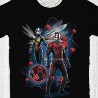 Kaos Superhero Marvel - Antman And The Wasp Atom