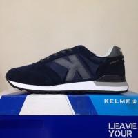 Sepatu Running/Lari Kelme Charles Navy 46818-107 Original BNIB