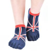 Kaos kaki Pria/Kaos kaki 5 jari Unisex England