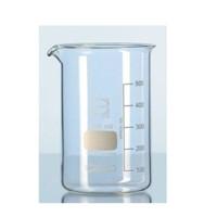 Beaker Glass 2000 ml. Tall form .w/spout.ISO3819. Borosilicate glass