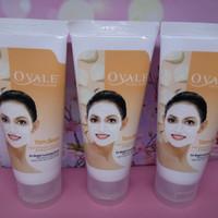 Ovale facial mask yam bean 75gr