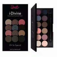 ORIGINAL SLEEK Makeup I-Divine Eyeshadow Palette