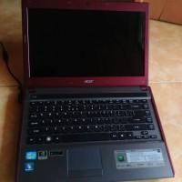 Laptop Acer Aspire 4755G core i5 nvidia NEGO