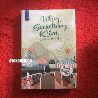 Novel Why Secretary Kim (Jeong Gyeong Jun)