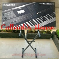 Keyboard Yamaha PSR E463 / PSRE463 / PSR-E463 Original Plus Stand