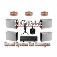 Sound system Toa Ruangan