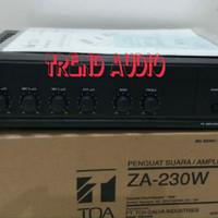 Ampli amplifier toa TOA ZA230W, ZA 230W, ZA230 W,ZA 230 W, ORIGINAL