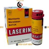 laserin 30 ml / obat batuk laserin